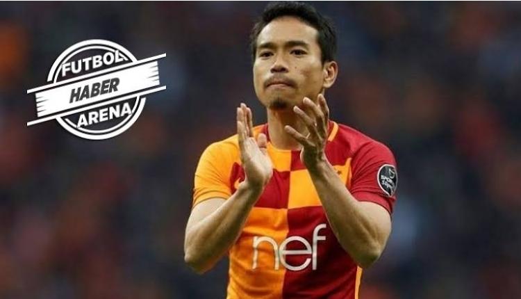 Nagatomo ve Luyindama askıya alındı! Galatasaray'ın yabancıları