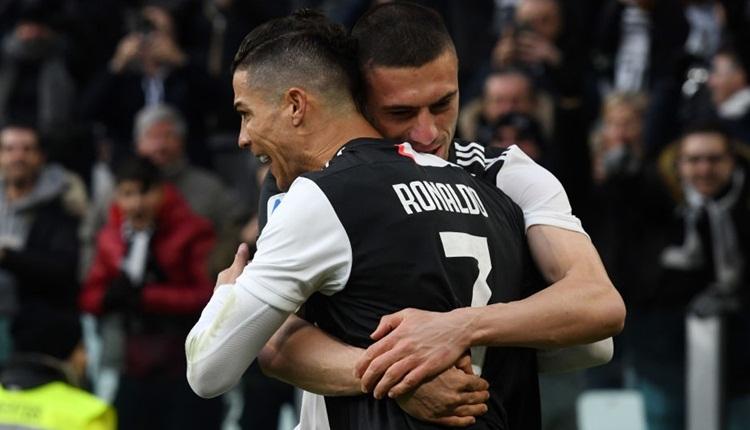 Nedved'den Merih Demiral'a övgüler: Juventus'un farkında