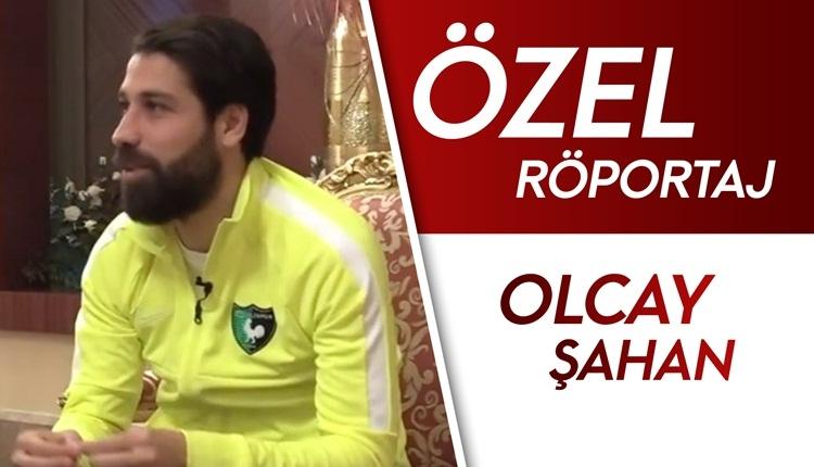 Olcay Şahan: 'Jübilemi Beşiktaş'ta yapmak isterdim'