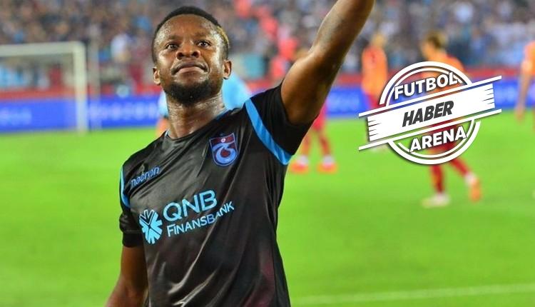 Onazi'den Trabzonspor'a veda! Denizlispor'a gitti