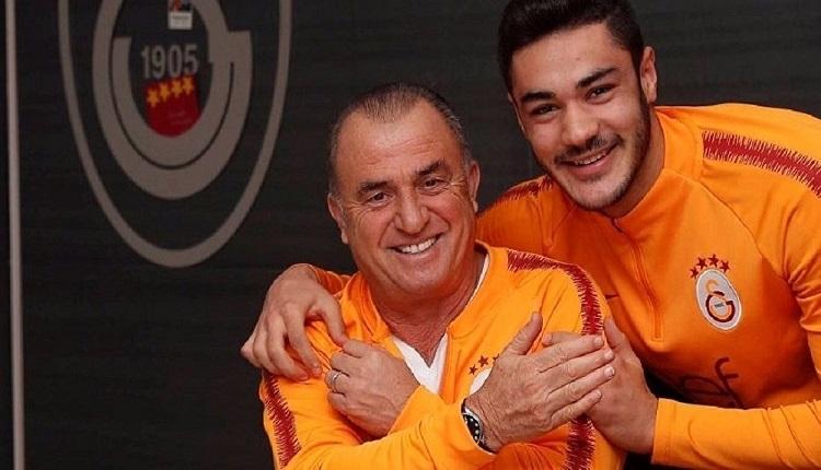 Ozan Kabak Galatasaray'ı anlattı: 'Türkiye'nin çok üstünde'