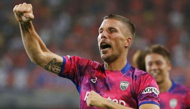 Podolski'den Rizespor'a sürpriz transfer yanıtı