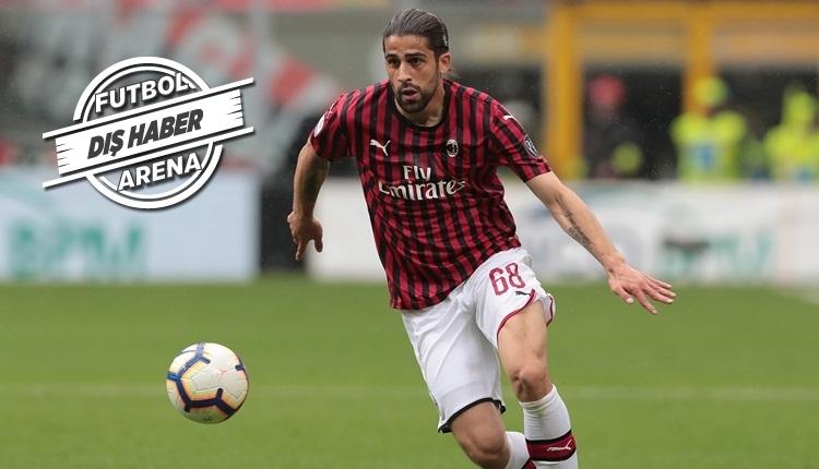 Ricardo Rodriguez, 'Fener'e gelirim' dedi! Milan ikna edilmeye çalışılıyor