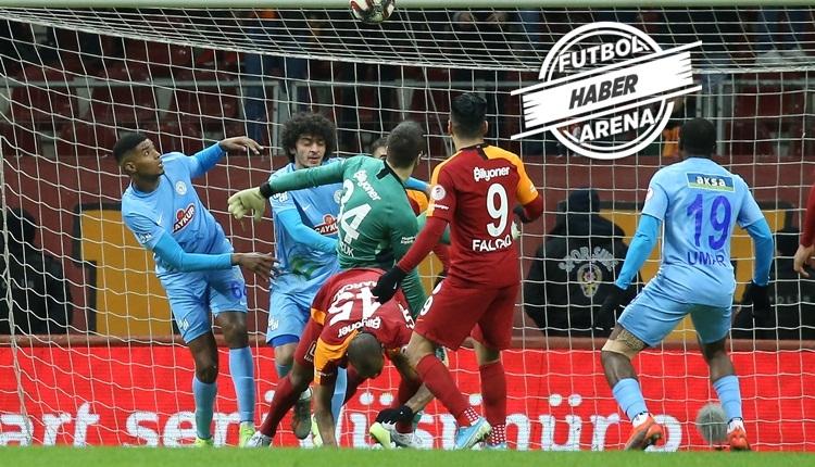 Rizespor'un Galatasaray maç sonu tepkisi: