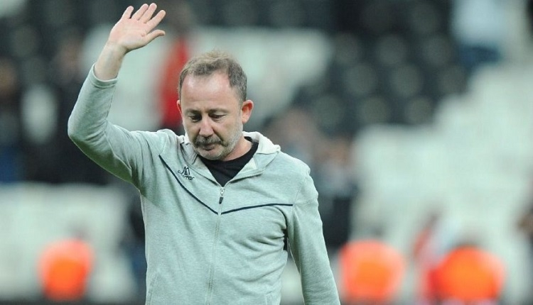 Sergen Yalçın'dan flaş Beşiktaş açıklaması