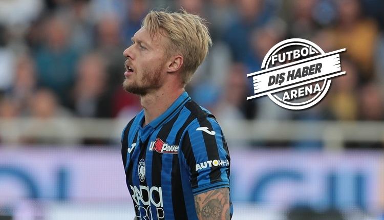 Simon Kjaer - Milan transferinde son dakika