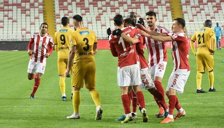 Sivasspor'da Beşiktaş maçı öncesi sakatlık şoku! Son dakika açıklaması