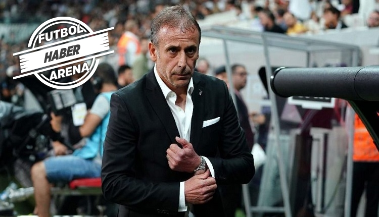Son dakika! Beşiktaş'ta Abdullah Avcı dönemi sona erdi