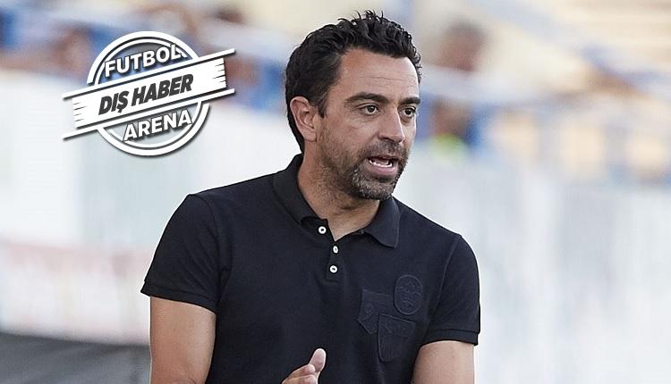 Son dakika! Xavi - Barcelona görüşmesi açıklandı