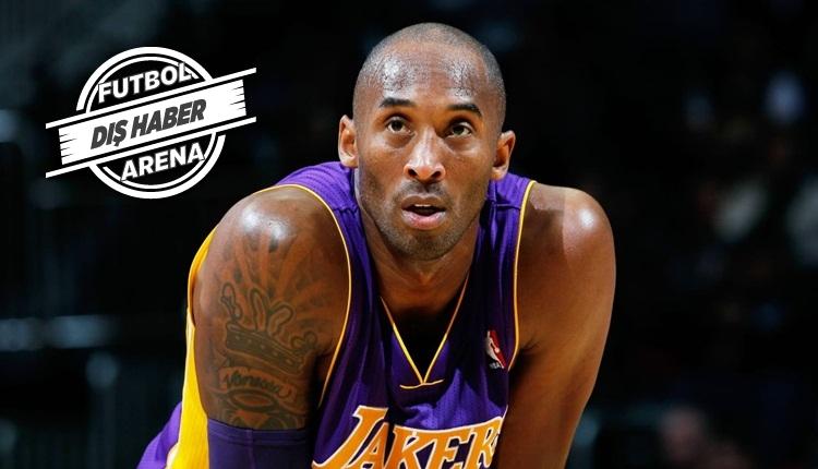 Spor dünyası yasta! Kobe Bryant'ı kaybettik