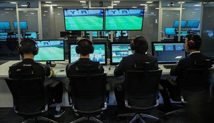TFF'den VAR ve penaltılarla ilgili açıklama