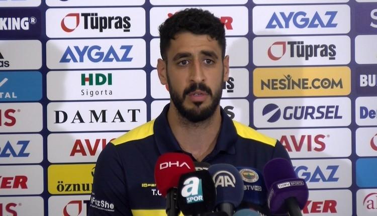 Tolga Ciğerci'den Fenerbahçe itirafı! 'Boş sözleşmeyi imzalarım'