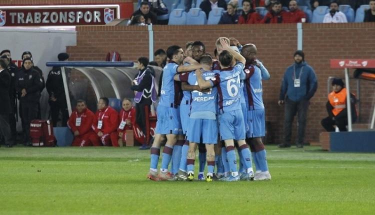 Trabzonspor 2-0 Denizlispor maç özeti ve golleri (İZLE)