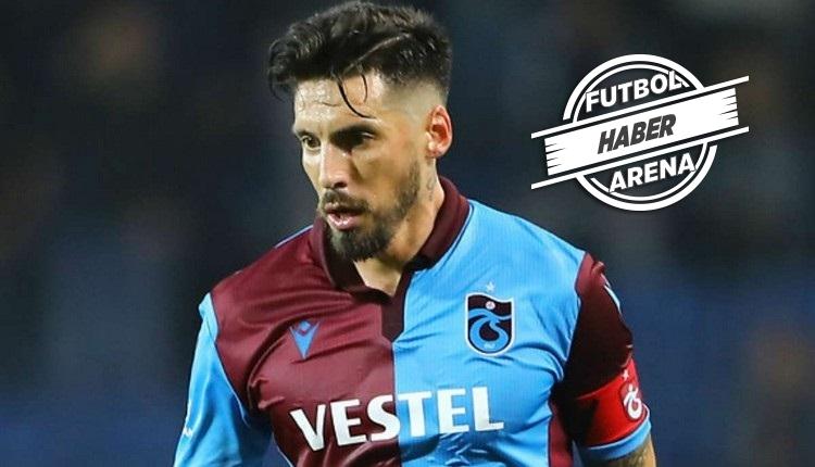 Trabzonspor'da Sosa'ya özel görev! Dümene geçiyor