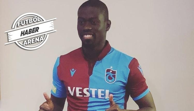 Trabzonspor'dan Ndiaye açıklaması! KAP'a bildirildi
