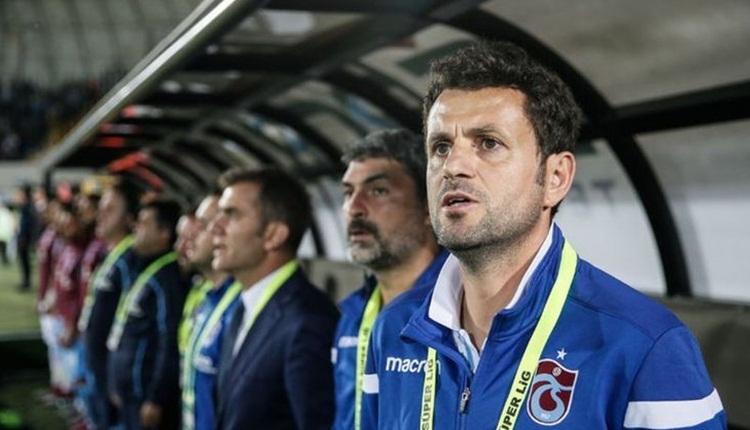 Trabzonspor'dan teknik direktör kararı! Hüseyin Çimşir formülü
