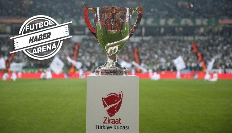 Türkiye Kupası kura çekimi ne zaman, saat kaçta? (Seri başı)