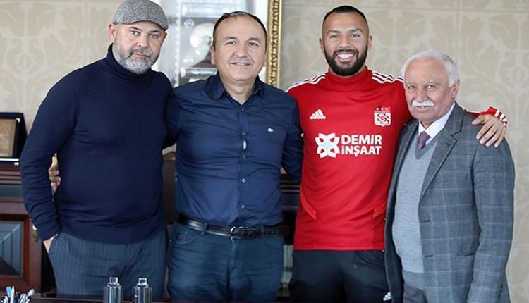 Yasin Öztekin, Sivasspor'da! Son dakika transfer haberi