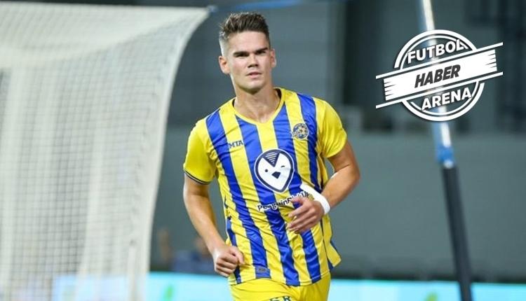 Yeni Malatyaspor, Vidar Örn Kjartansson'u transfer etti