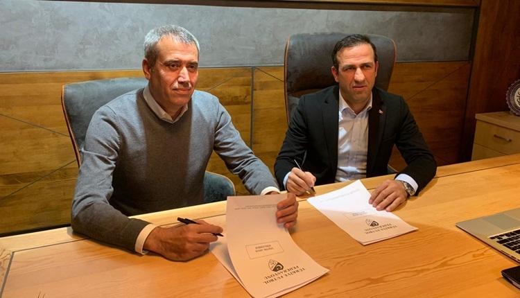 Yeni Malatyaspor'un teknik direktörü Kemal Özdeş oldu