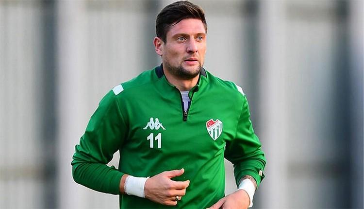 Yevgen Seleznov'dan Galatasaray itirafı!