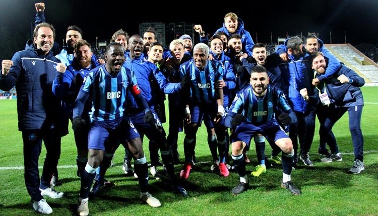 Adana Demirspor 4-1 Adanaspor maç özeti ve golleri (İZLE)