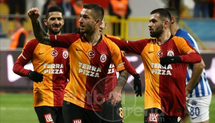Adem Büyük: 'Galatasaray kupalara alışkın, şampiyon biz olacağız'