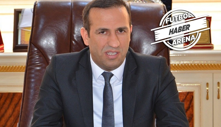 Adil Gevrek: 'Galatasaray maçında penaltımız verilmedi'