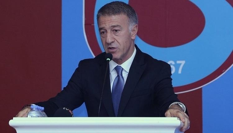 Ahmet Ağaoğlu'ndan Sörloth açıklaması: