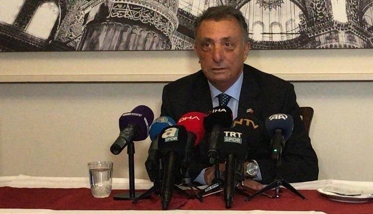 Ahmet Nur Çebi'den VAR ve harcama limiti tepkisi!