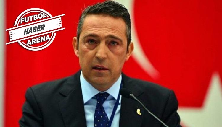 Ali Koç canlı yayında:
