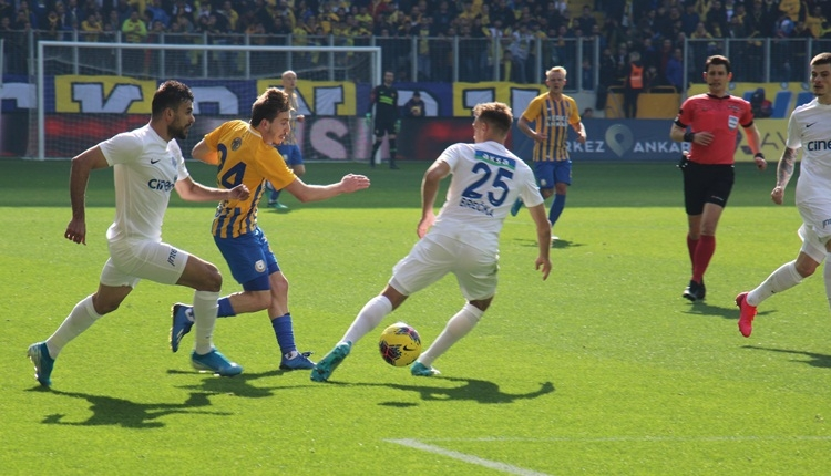 Ankaragücü 1-1 Kasımpaşa, Bein Sports maç özeti ve golleri (İZLE)