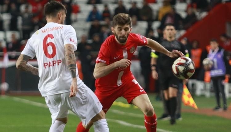 Antalyaspor 0-0 Sivasspor, A Spor maç özeti (İZLE)