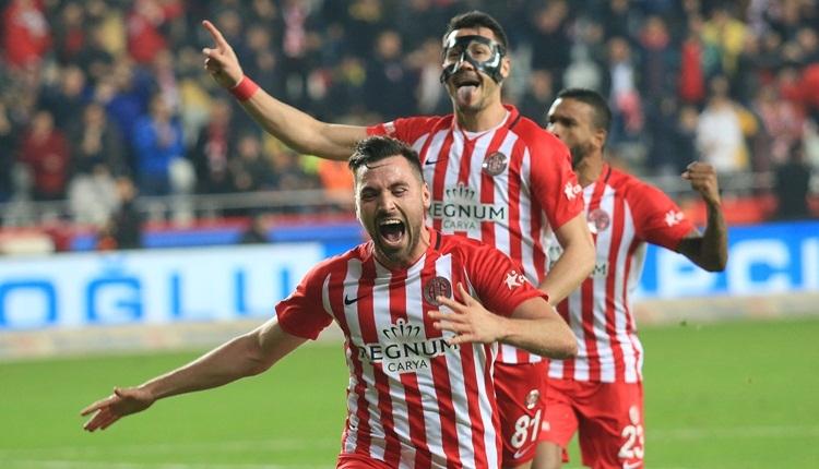 Antalyaspor 3-1 Kasımpaşa, Bein Sports maç özeti ve golleri (İZLE)