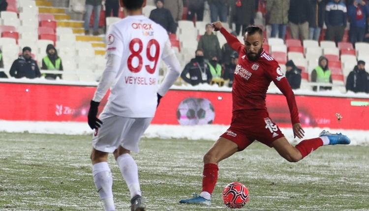 Antalyaspor yarı finalde! (Sivasspor 1-1 Antalyaspor maç özeti izle)