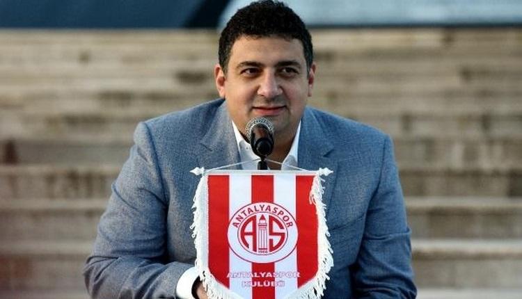 Antalyaspor'dan Fenerbahçe iddiası!