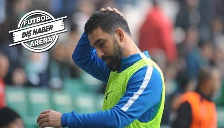 Arda Turan için resmi transfer açıklaması!