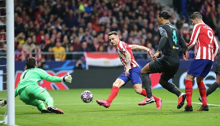 Atletico Madrid 1-0 Liverpool maç özeti ve golü (İZLE)