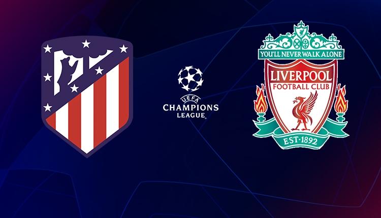 Atletico Madrid - Liverpool maçı canlı ve şifresiz izle (Şampiyonlar Ligi Bein Sports 2 canlı İZLE)