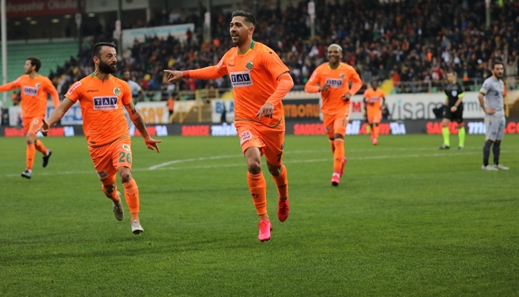 Aytemiz Alanyaspor 2-1 Yeni Malatyaspor maç özeti ve golleri (İZLE)
