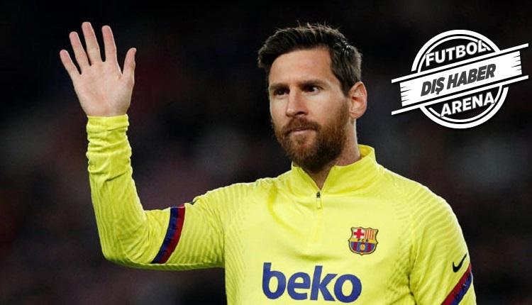 Barcelona'da Messi krizi! Antrenmanda yine olay!
