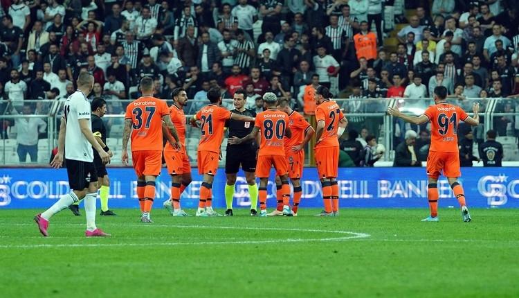 Başakşehir, Beşiktaş'a karşı kaybetmiyor