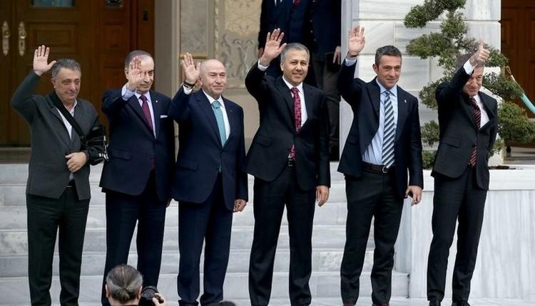 Başkanların görüşmesinde neler konuşuldu?