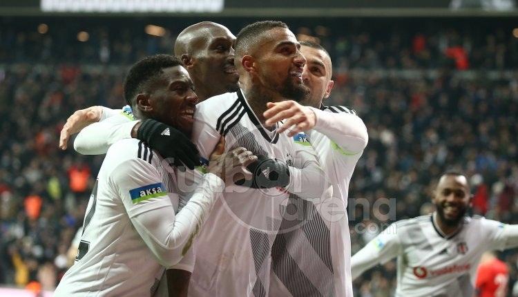Beşiktaş 3-0 Gaziantep FK, Bein Sports maç özeti ve golleri (İZLE)