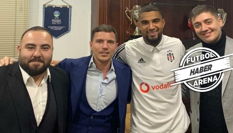 Beşiktaş Kevin Prince Boateng'i kiraladı! İşte mali detaylar