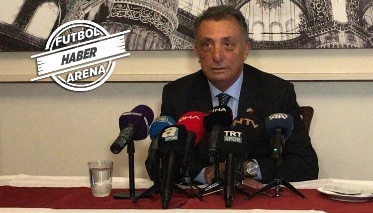 Beşiktaş: 'TFF kirli düzenin kurallarına biat etmiştir'
