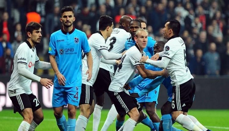 Beşiktaş - Trabzonspor rekabeti! Galibiyet sayıları