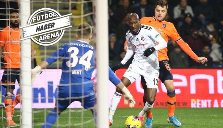 Beşiktaş'ın en iyi deplasman performansı Mert Günok'a takıldı