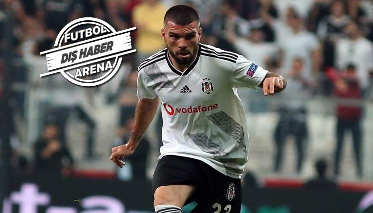 Beşiktaş'ta Rebocho krizi çözüldü! Anlaşma tamam
