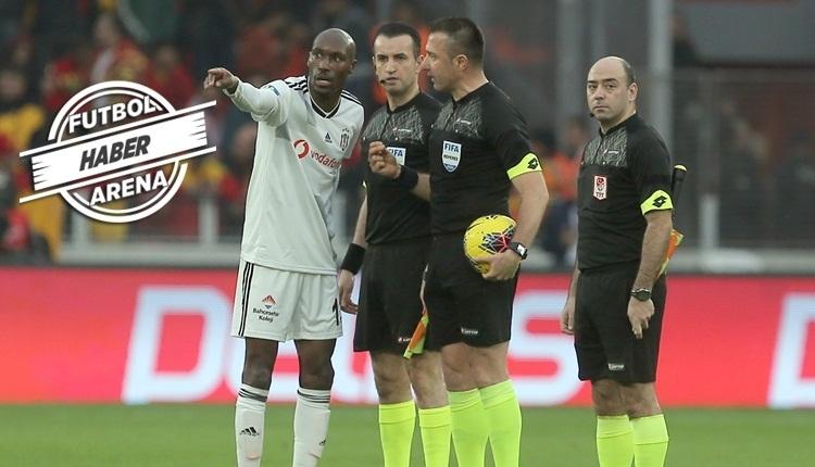Beşiktaş'tan Hüseyin Göçek açıklaması: 'Ceza talep ediyoruz'